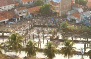 Dampak gempa dan Tsunami Aceh