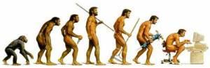 Perkembangan evolusi manusia