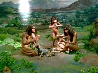 Kehidupan pada masa Praaksara