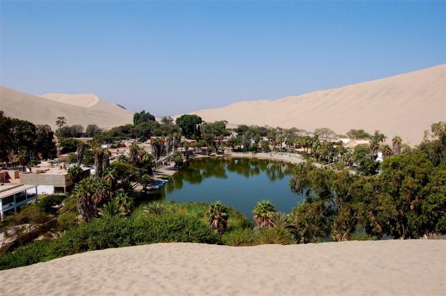 Oase padang gurun
