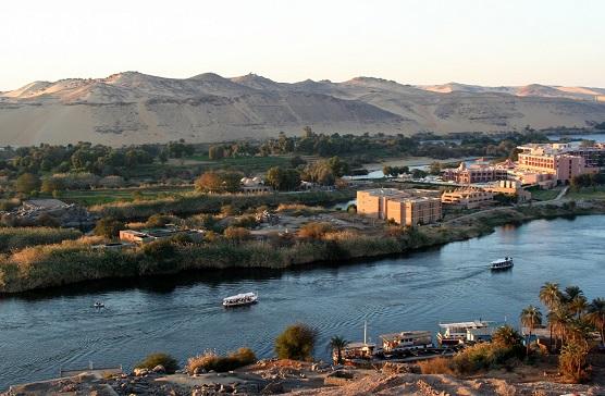 Lembah Nil, Mesir