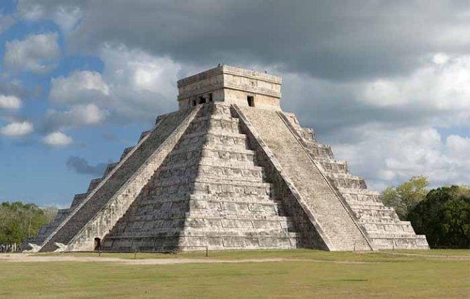 Piramida Inca